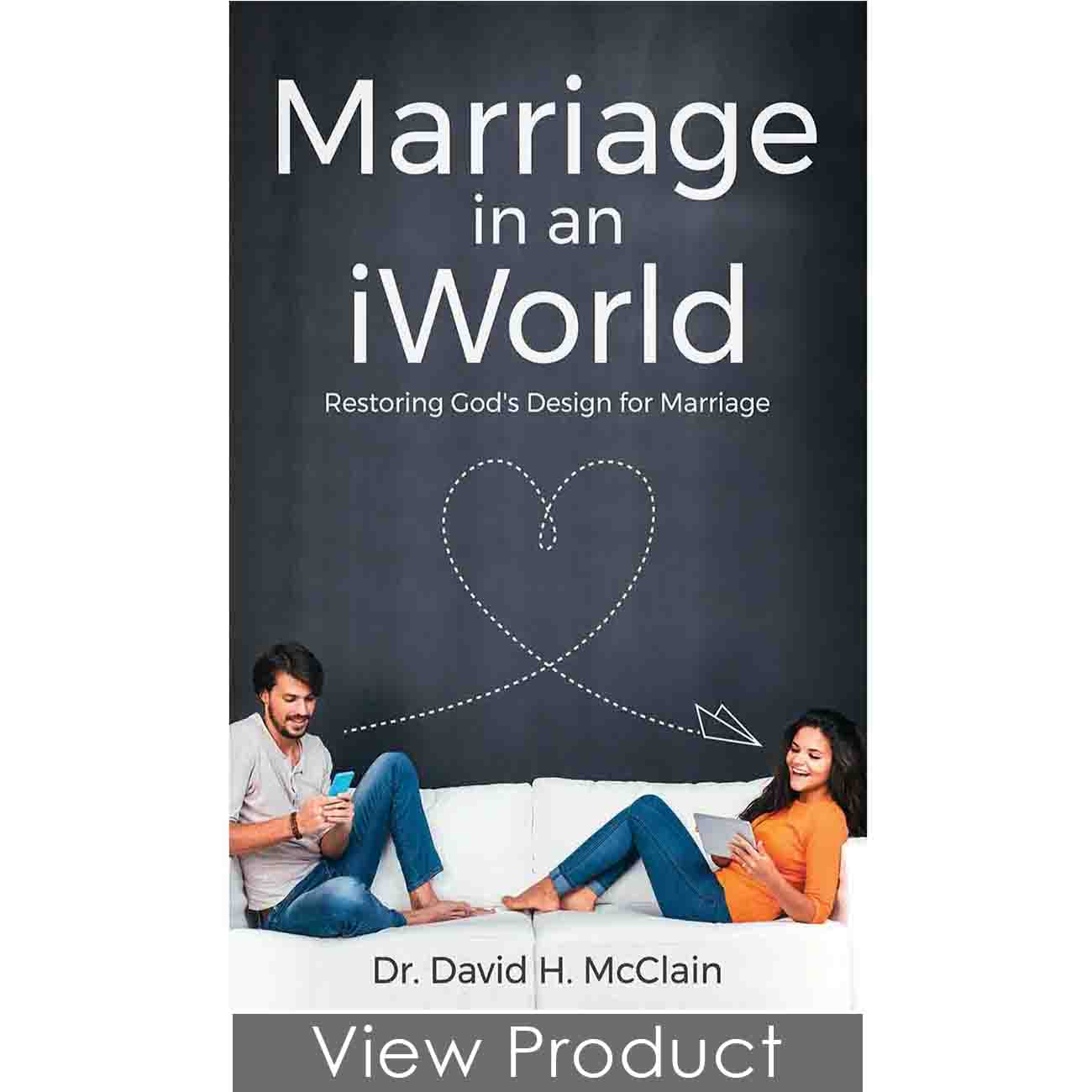Marriage in an iWorld