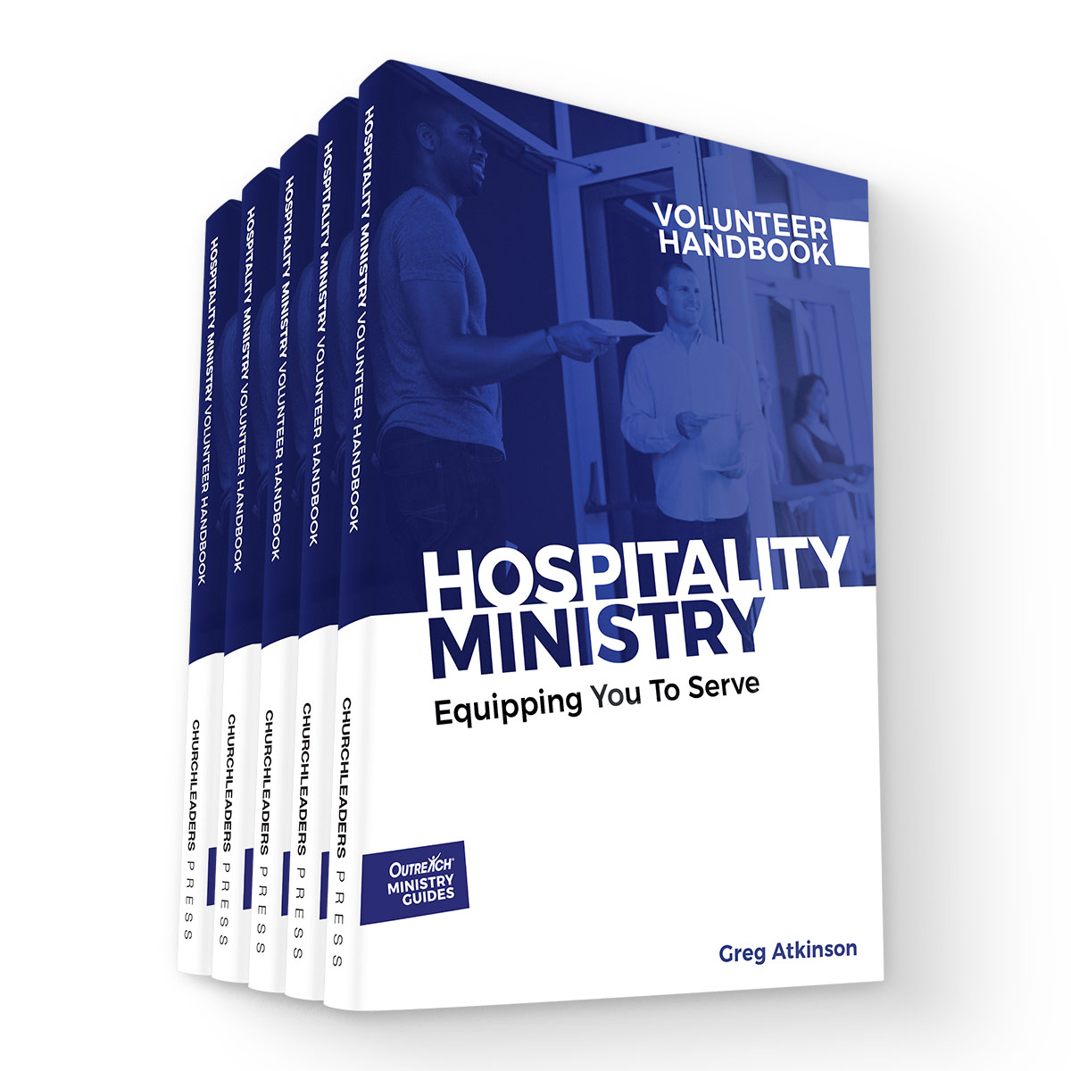 Hospitality Ministry 5-pack